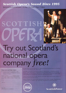 Mayfest 1995 - Scottish Opera Sound Bites